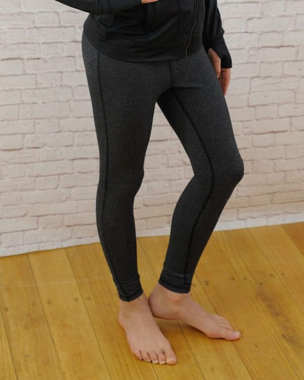 Extend full length tights in black