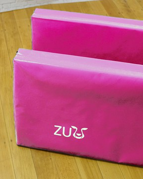 thick tumbling mats for young gymnasts