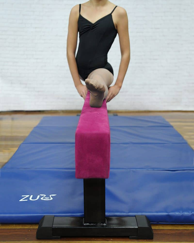 Zuu junior beam kit for young gymnasts
