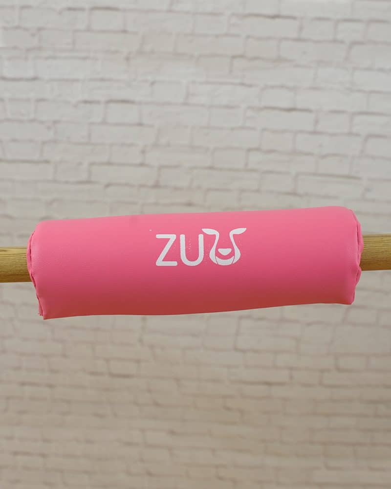 A pink high fly bar pad.