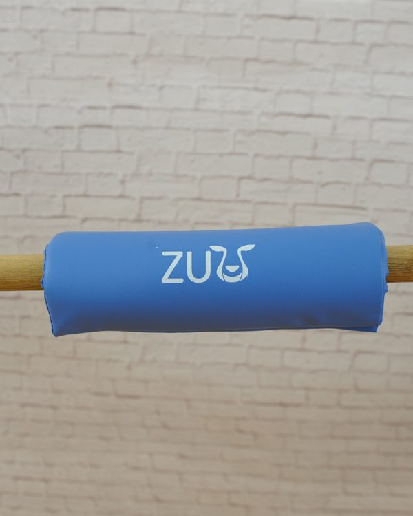 Zuu's high bar pad in blue