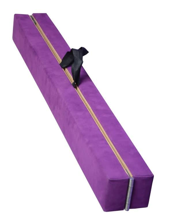 purple practice balance beam thumbnail