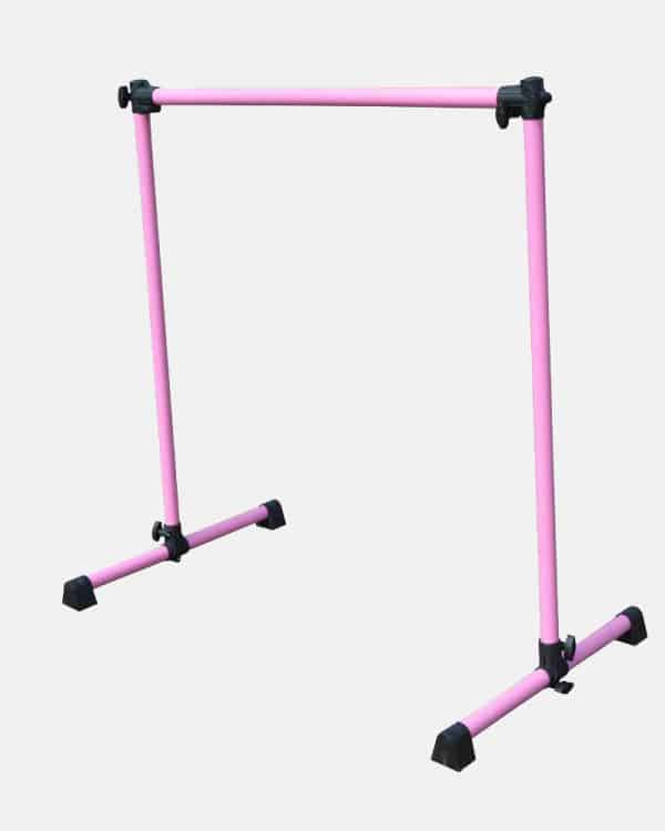 gymnastic pink Arabesque Single