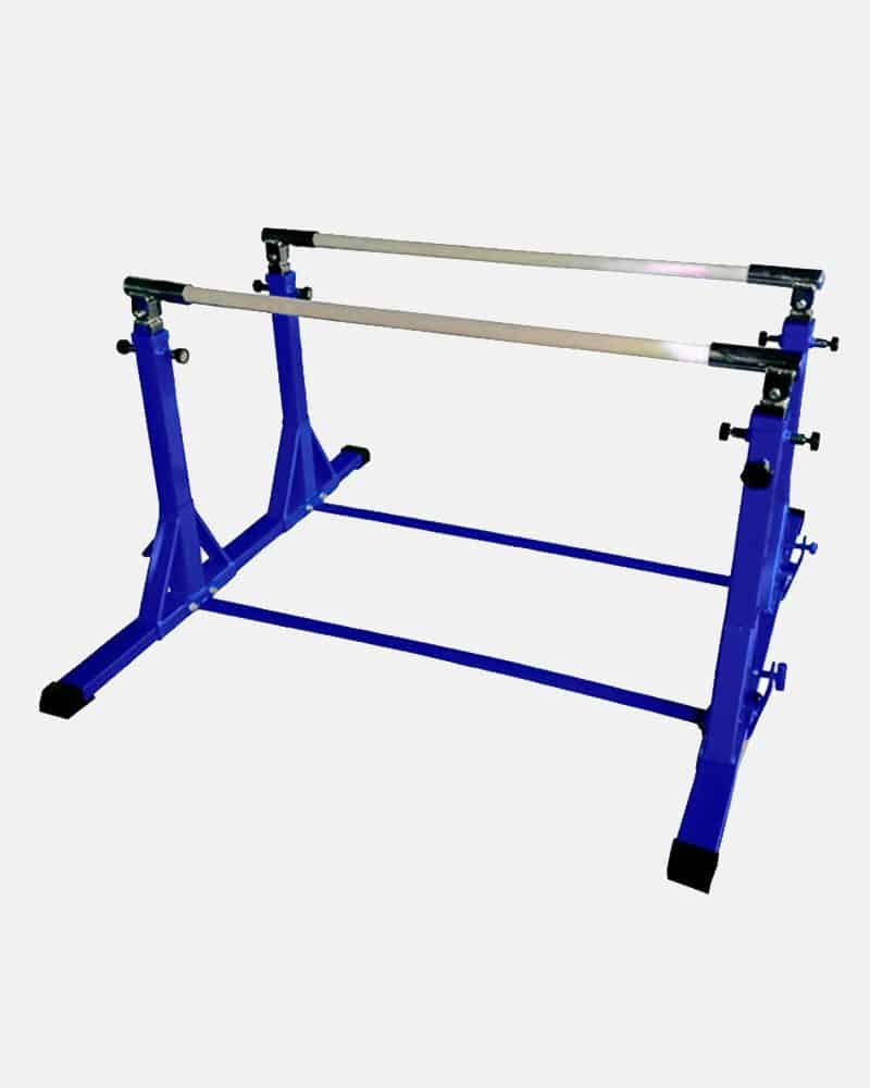 Parallel Bars-or-Uneven Bars Kit Blue