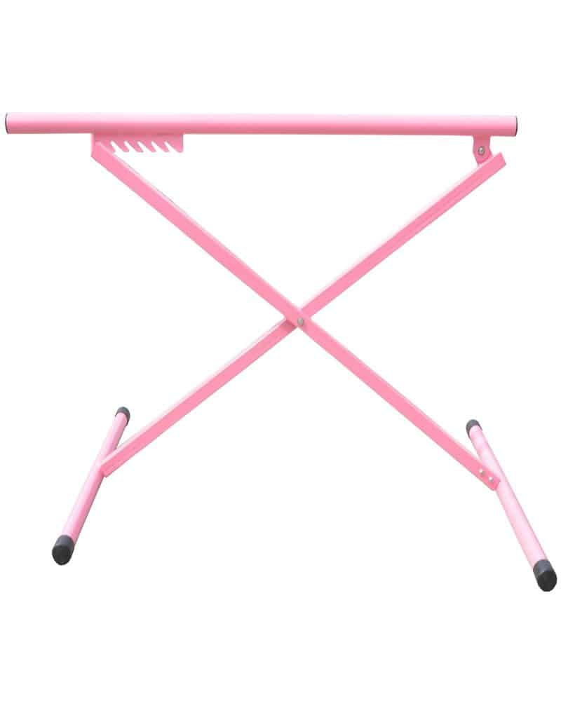 gymnastics pink bar for practice